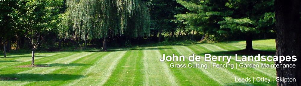 John de Berry landscapes – Gardening & Landscaping Skipton